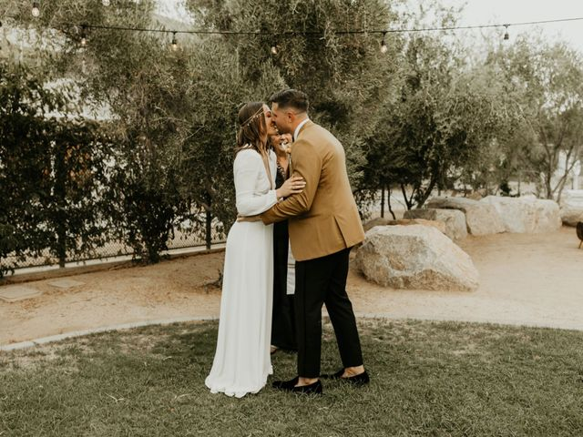Pat and Shera's Wedding in Palm Springs, California 25
