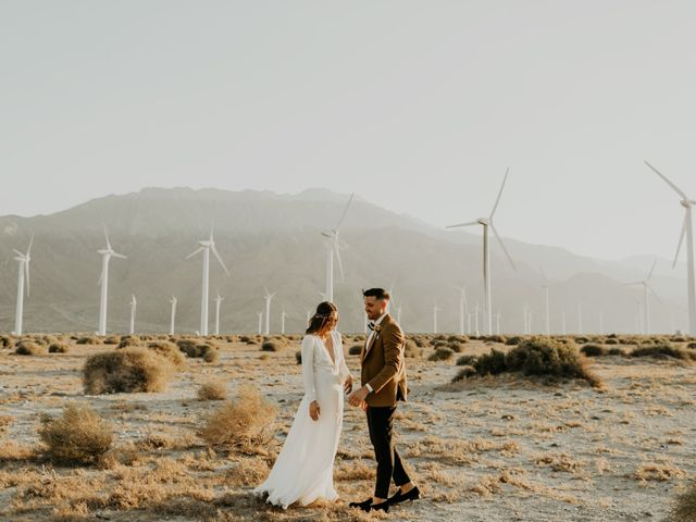 Pat and Shera's Wedding in Palm Springs, California 54