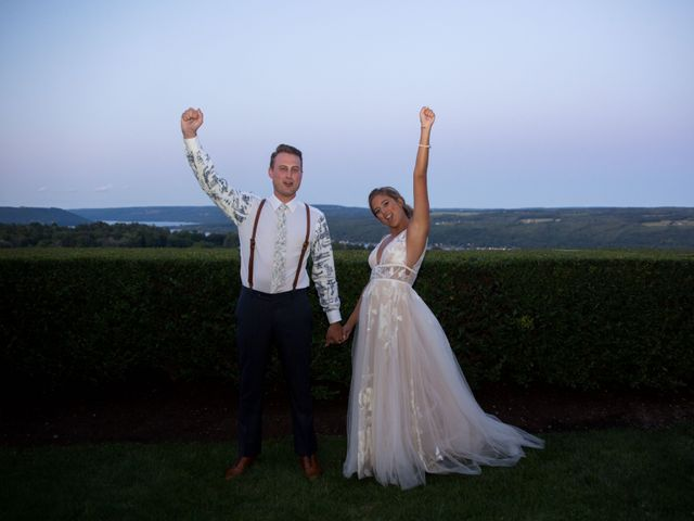 The wedding of Kelsey and Joe