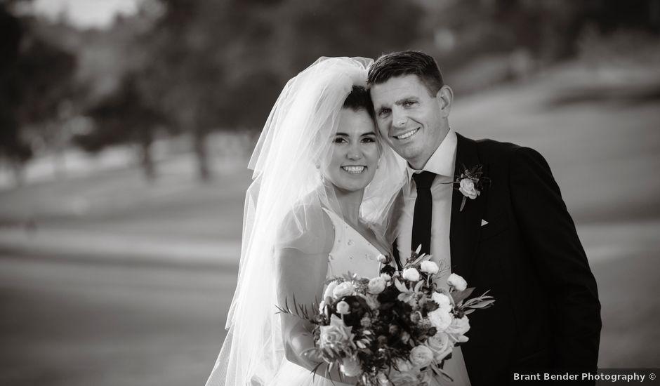 Jake and Caitlin's Wedding in Del Mar, California