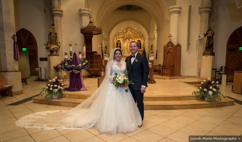 Clay and Loreli's Wedding in San Antonio, Texas