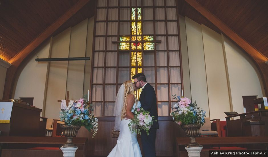 Noah and Lindsay's Wedding in Saint Marys, Florida