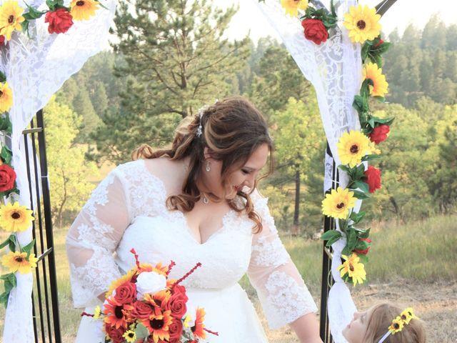 Kaleb Eatherton and Halley Colgan's Wedding in Keystone, South Dakota 3