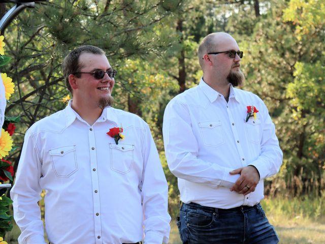 Kaleb Eatherton and Halley Colgan's Wedding in Keystone, South Dakota 1