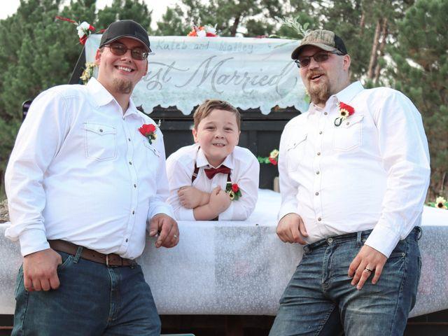 Kaleb Eatherton and Halley Colgan's Wedding in Keystone, South Dakota 2