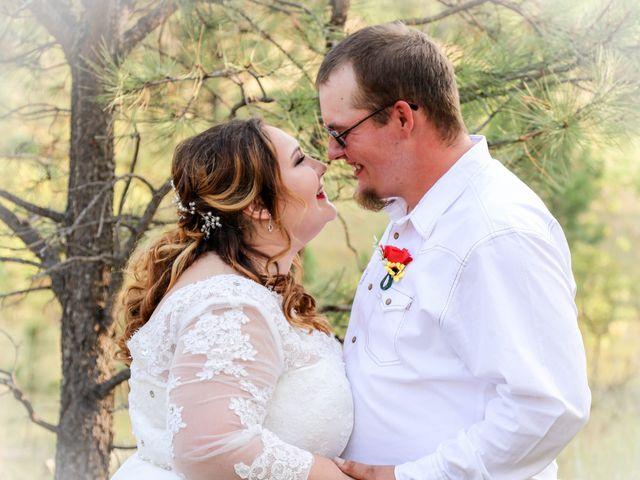 Kaleb Eatherton and Halley Colgan's Wedding in Keystone, South Dakota 9