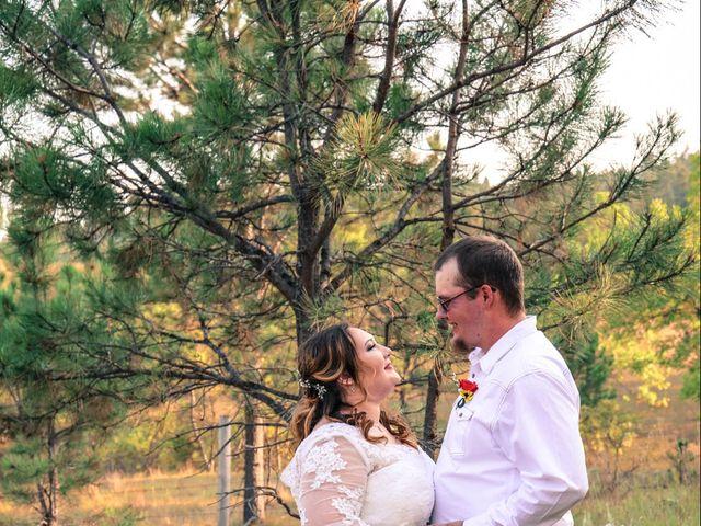 Kaleb Eatherton and Halley Colgan's Wedding in Keystone, South Dakota 10