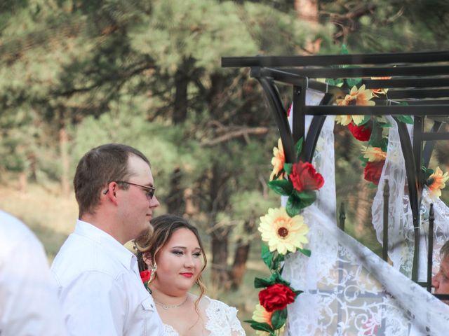 Kaleb Eatherton and Halley Colgan's Wedding in Keystone, South Dakota 12