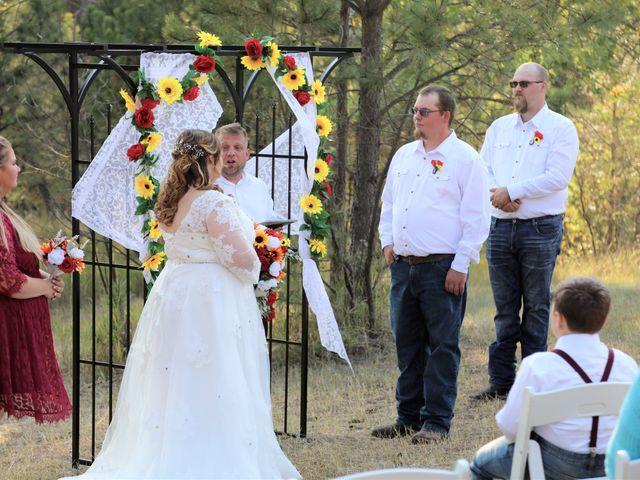Kaleb Eatherton and Halley Colgan's Wedding in Keystone, South Dakota 15