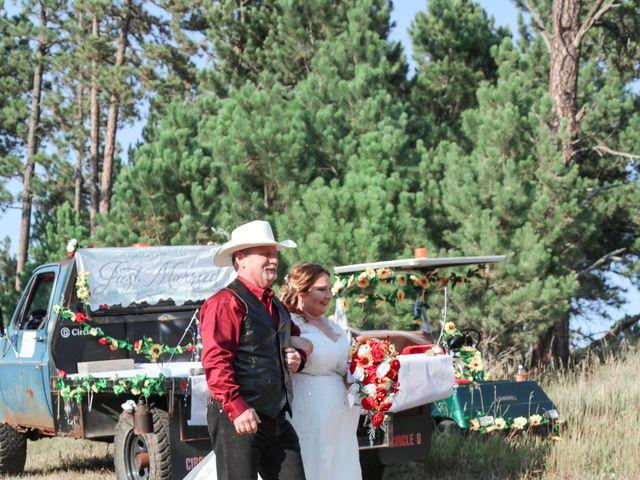 Kaleb Eatherton and Halley Colgan's Wedding in Keystone, South Dakota 16