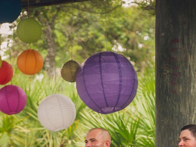 Angela and TJ's Wedding in New Smyrna Beach, Florida 11