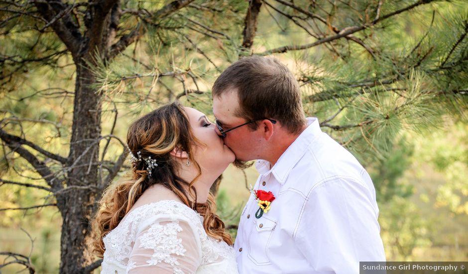 Kaleb Eatherton and Halley Colgan's Wedding in Keystone, South Dakota