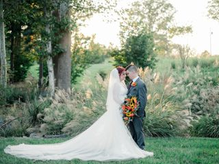 The wedding of Katie and Timothy