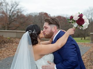 The wedding of Kyle and Gina