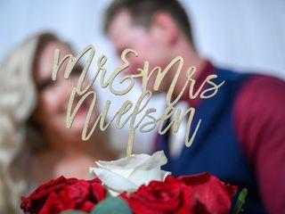 The wedding of Kayla and Mark 1