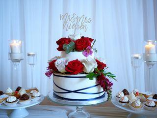 The wedding of Kayla and Mark 3