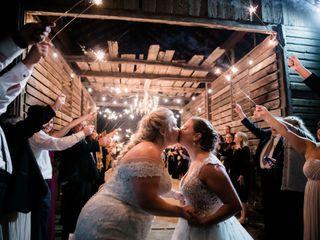 The wedding of Nikita and Elisa 1