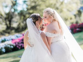 The wedding of Nikita and Elisa