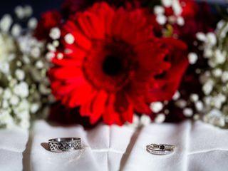 The wedding of Alysha and Mike 1