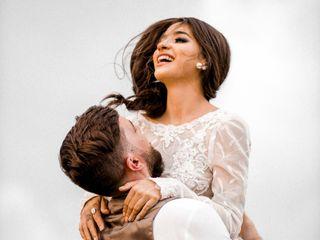The wedding of Ledi and Manu 3