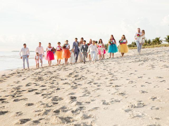Bryn and Hannah's Wedding in Captiva, Florida 5