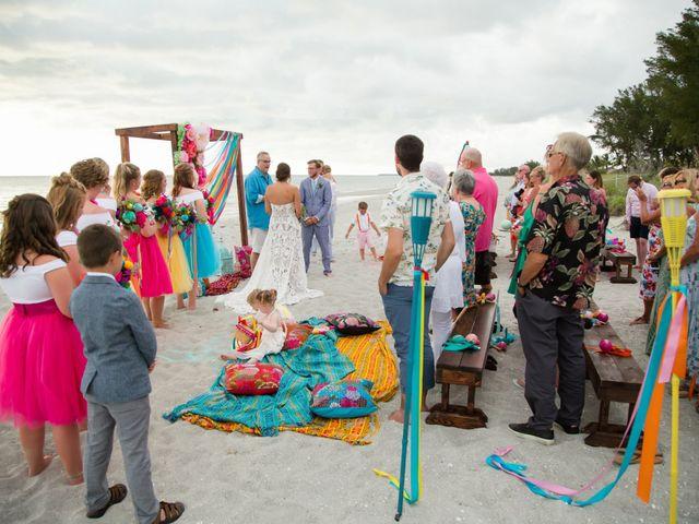 Bryn and Hannah's Wedding in Captiva, Florida 7