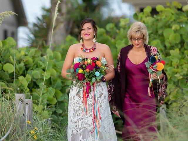 Bryn and Hannah's Wedding in Captiva, Florida 9