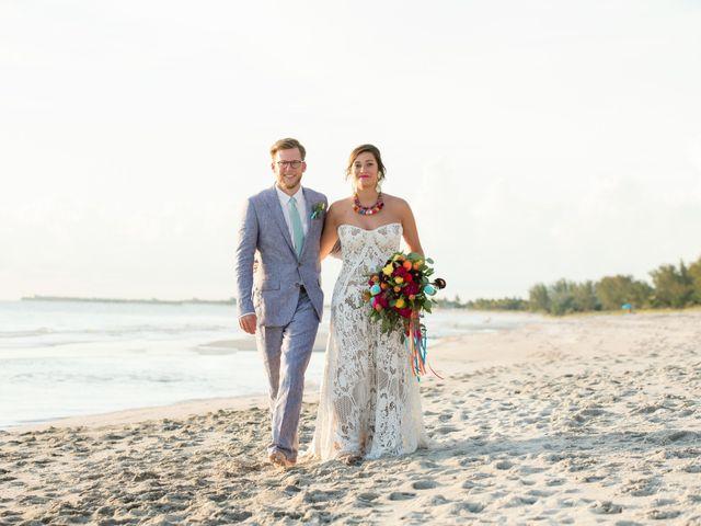 Bryn and Hannah's Wedding in Captiva, Florida 14