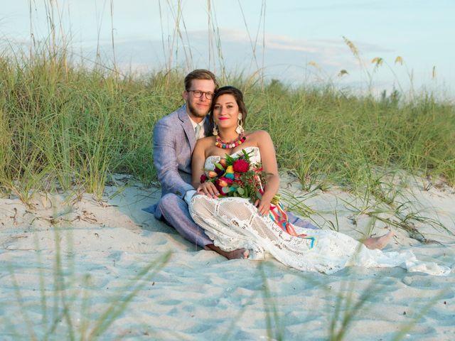 Bryn and Hannah's Wedding in Captiva, Florida 15