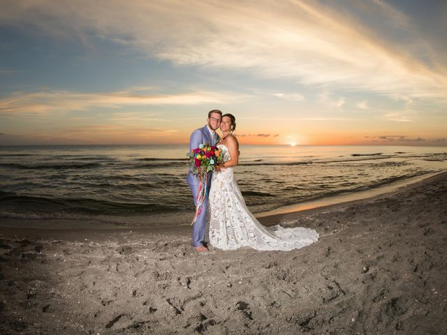 Bryn and Hannah's Wedding in Captiva, Florida 16