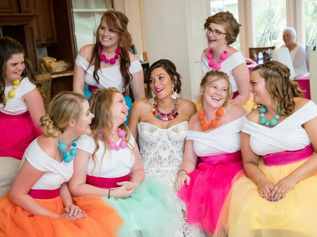 Bryn and Hannah's Wedding in Captiva, Florida 19