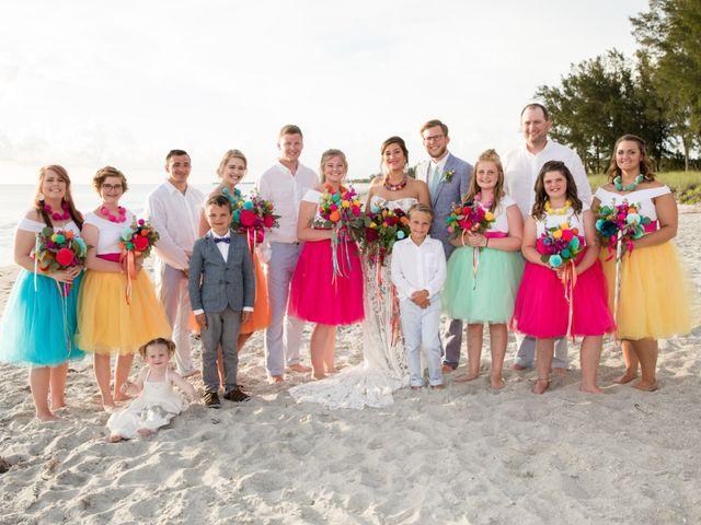 Bryn and Hannah's Wedding in Captiva, Florida 20
