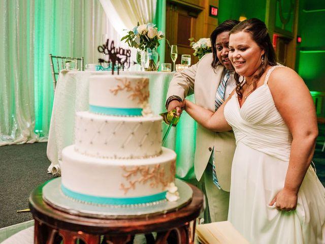 Jamie and Teri's Wedding in Rockville, Maryland 4