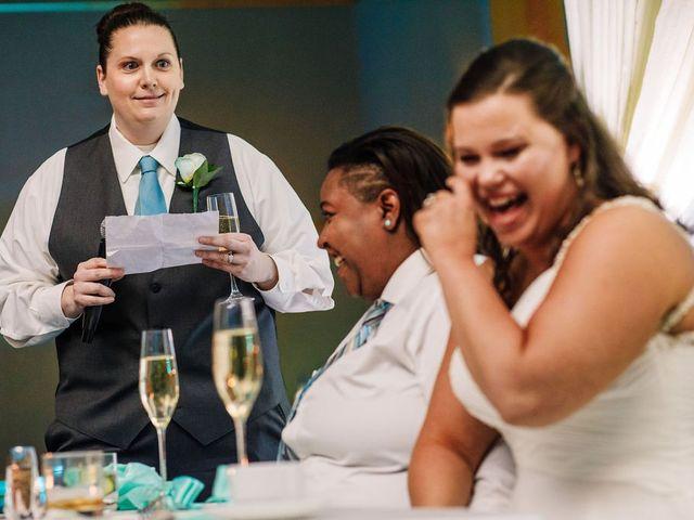 Jamie and Teri's Wedding in Rockville, Maryland 6