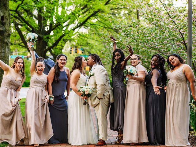 Jamie and Teri's Wedding in Rockville, Maryland 1