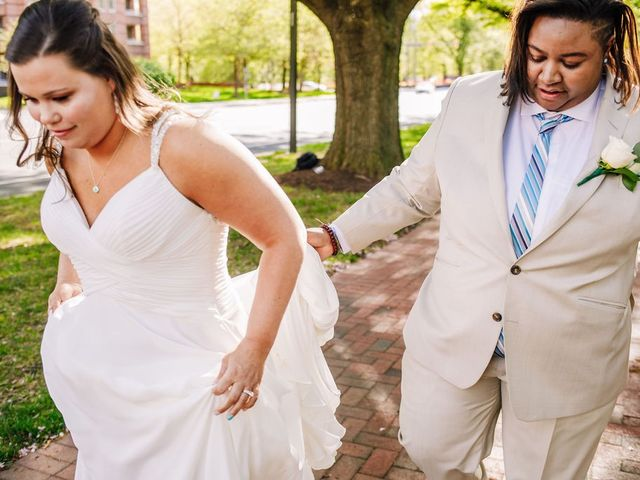 Jamie and Teri's Wedding in Rockville, Maryland 12