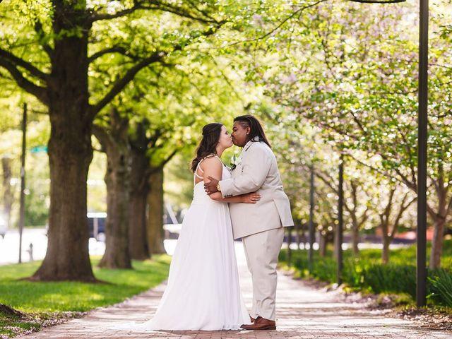 Jamie and Teri's Wedding in Rockville, Maryland 13