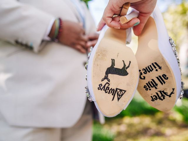 Jamie and Teri's Wedding in Rockville, Maryland 14