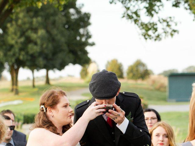Kyle and Erin's Wedding in Stockton, California 10