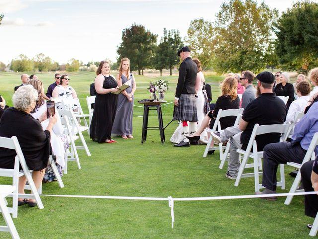 Kyle and Erin's Wedding in Stockton, California 12