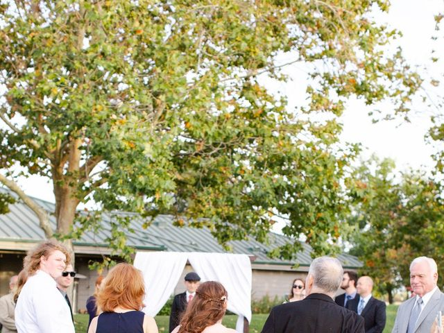 Kyle and Erin's Wedding in Stockton, California 15
