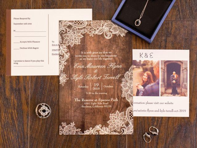 Kyle and Erin's Wedding in Stockton, California 61