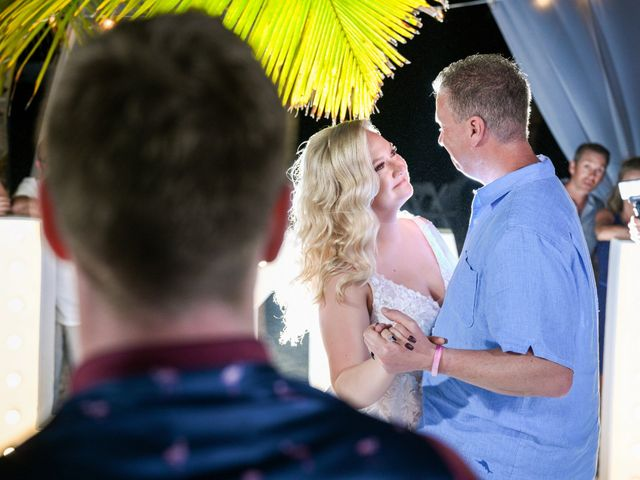 Mark and Kayla's Wedding in Punta Cana, Dominican Republic 12