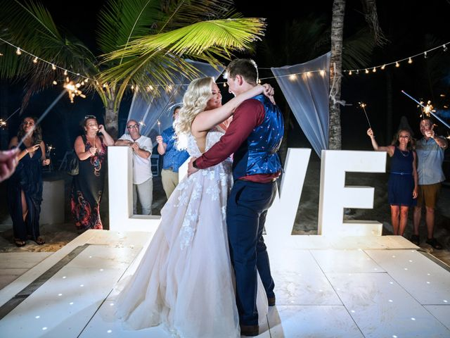 Mark and Kayla's Wedding in Punta Cana, Dominican Republic 14