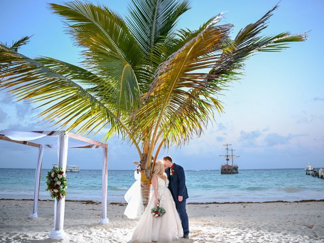 Mark and Kayla's Wedding in Punta Cana, Dominican Republic 23