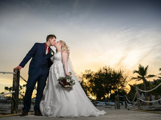 Mark and Kayla's Wedding in Punta Cana, Dominican Republic 25