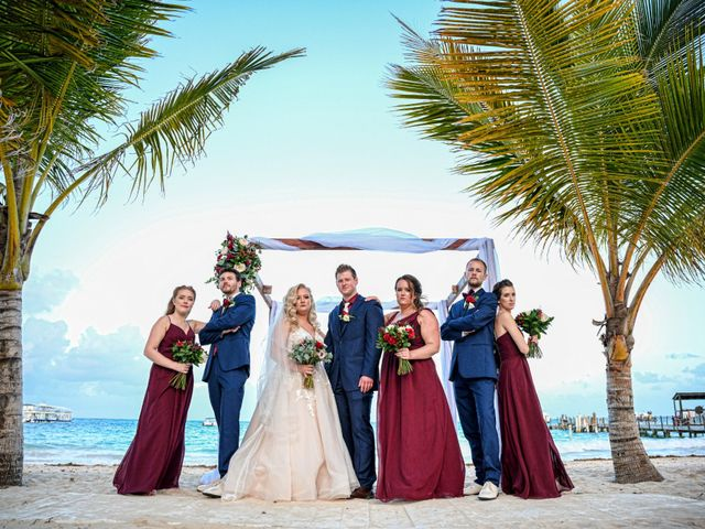 Mark and Kayla's Wedding in Punta Cana, Dominican Republic 27