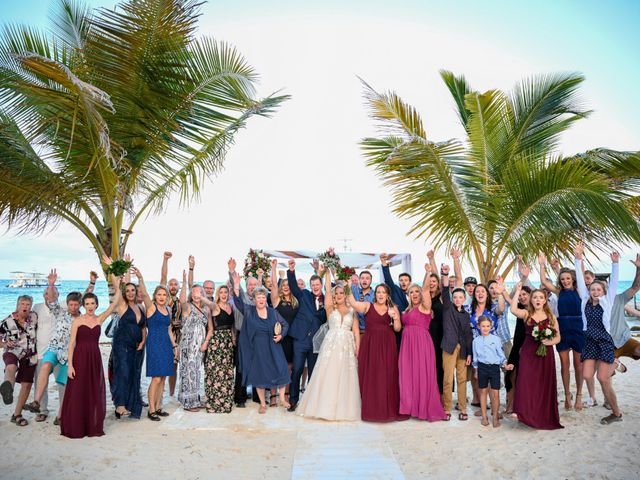 Mark and Kayla's Wedding in Punta Cana, Dominican Republic 28