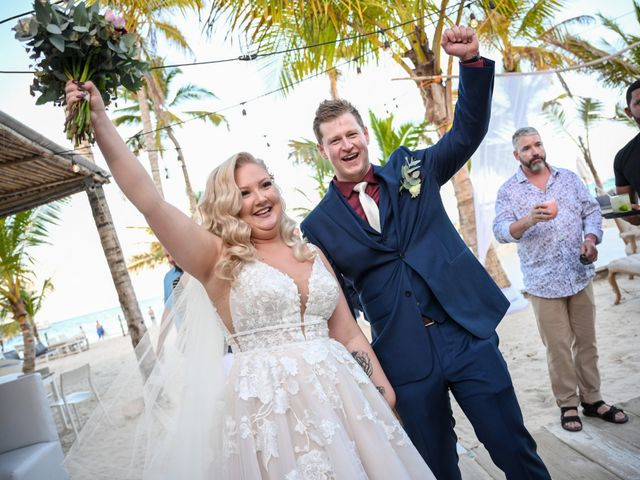 Mark and Kayla's Wedding in Punta Cana, Dominican Republic 30
