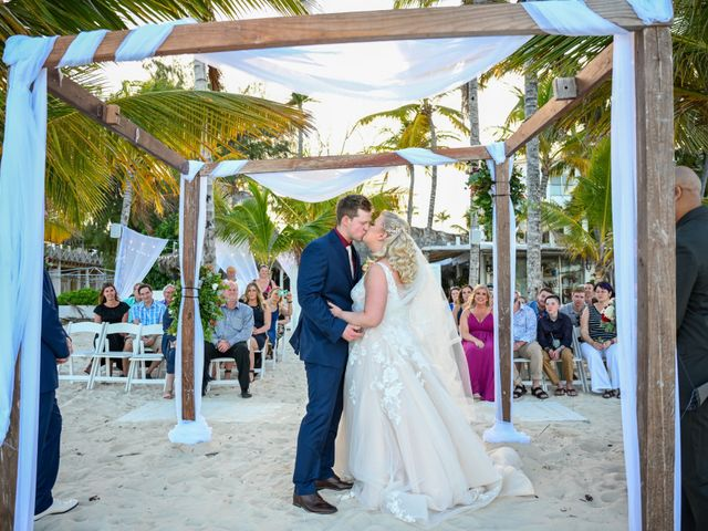 Mark and Kayla's Wedding in Punta Cana, Dominican Republic 31